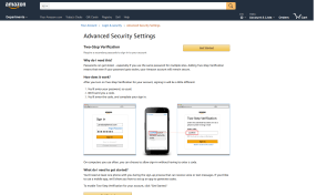 Sicurezza: la 2-step verification di Amazon 1