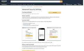 Sicurezza: la 2-step verification di Amazon 1