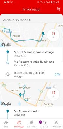 V-Auto by Vodafone: la porta OBD comunica con lo smartphone 6