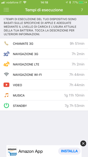 iPhone: come posso capire se devo cambiare la mia batteria? 6