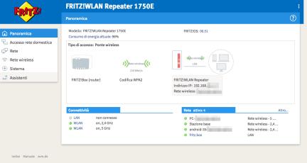 AVM FRITZ!WLAN Repeater 1750E: estendi la tua rete WiFi su più livelli 10