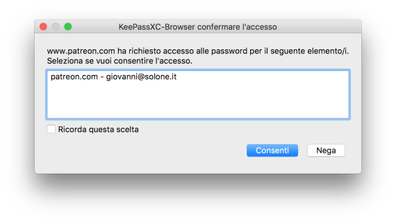 "L'ecosistema ""KeePass based"": gestire password tra più sistemi 5"
