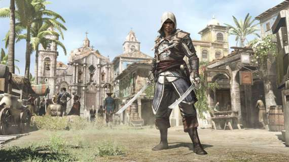 Assassin's Creed IV: Black Flag 1