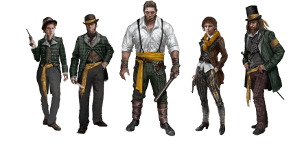 Assassin's Creed Syndicate 22