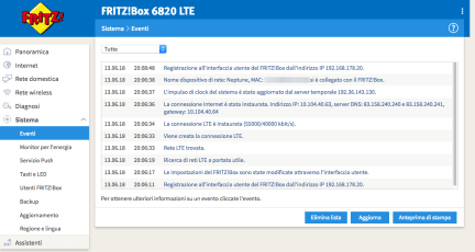 AVM FRITZ!Box 6820 LTE: la connessione via SIM a portata di FRITZ!OS 19