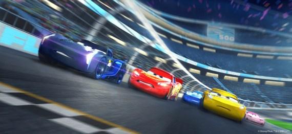 Cars 3: In gara per la vittoria, tutti in pista! 9