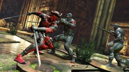 Deadpool (Xbox 360) 8