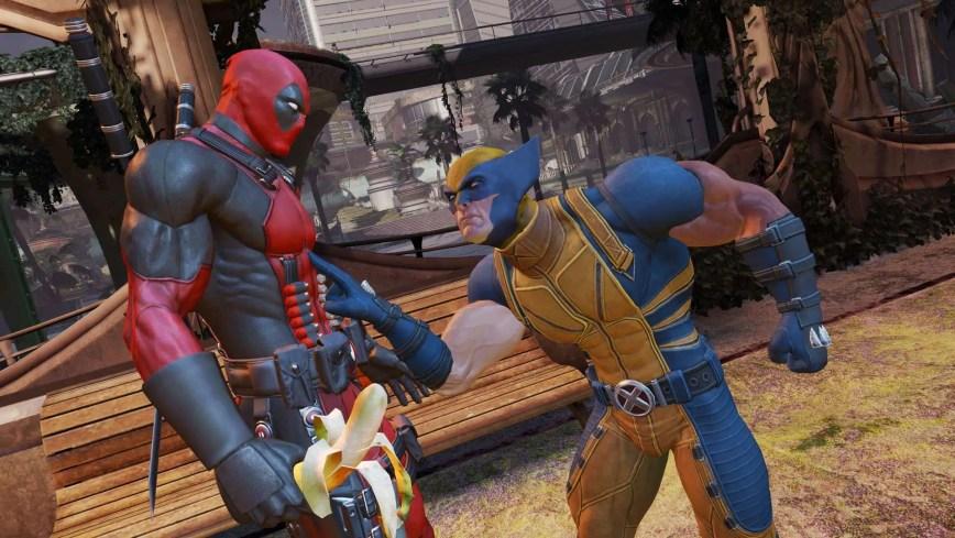 Deadpool (Xbox 360) 9