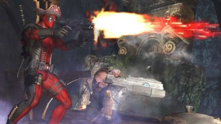 Deadpool (Xbox 360) 2