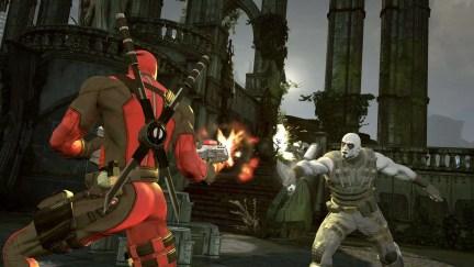 Deadpool (Xbox 360) 4