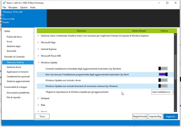 Dism++: pulizia e gestione profonda del disco e del tuo Windows 4