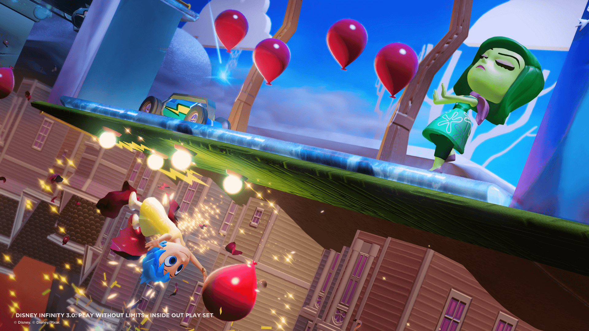 Disney Infinity 3.0: Inside Out Play Set 2