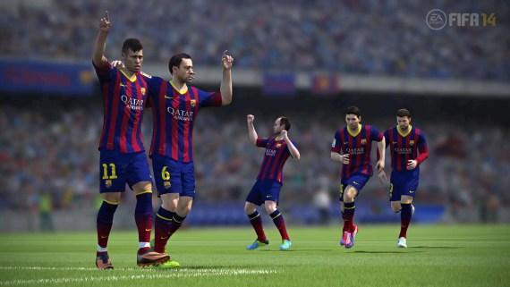 FIFA 14: il calcio della Next Gen