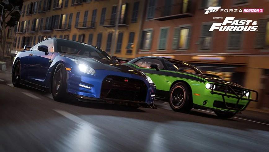 Forza Horizon 2 Presents Fast & Furious: non di solo NOS è fatta la nostalgia 5