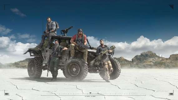 Ghost Recon Wildlands: (non siete i) benvenuti in Bolivia 1