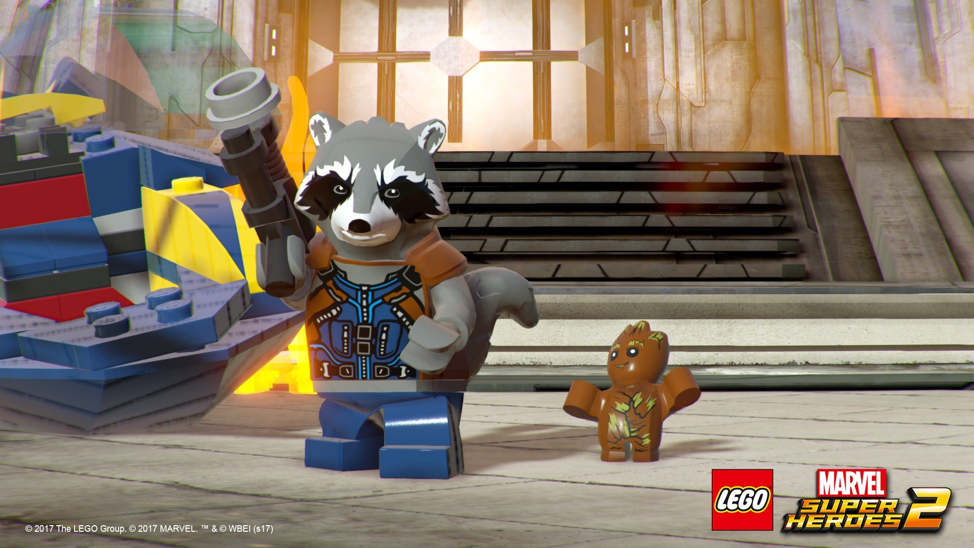 LEGO Marvel Super Heroes 2 4
