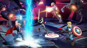 Marvel Battlegrounds: botte da orbi su Disney Infinity 3.0 19