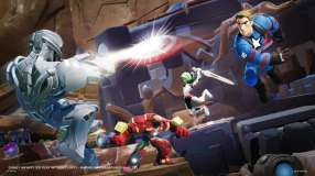 Marvel Battlegrounds: botte da orbi su Disney Infinity 3.0 23