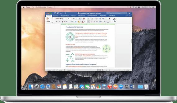 Microsoft Office per Mac: reinstallare un'applicazione specifica