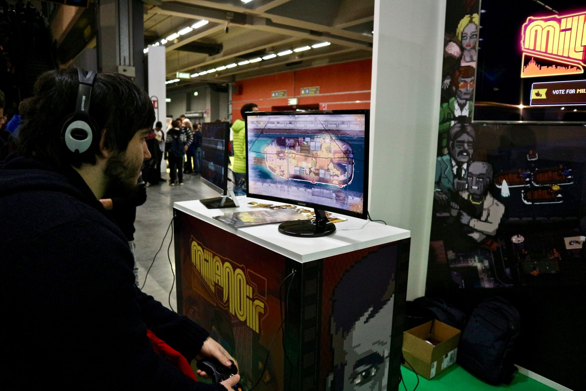 Milan Games Week 2016 è stata un'occasione sprecata 49