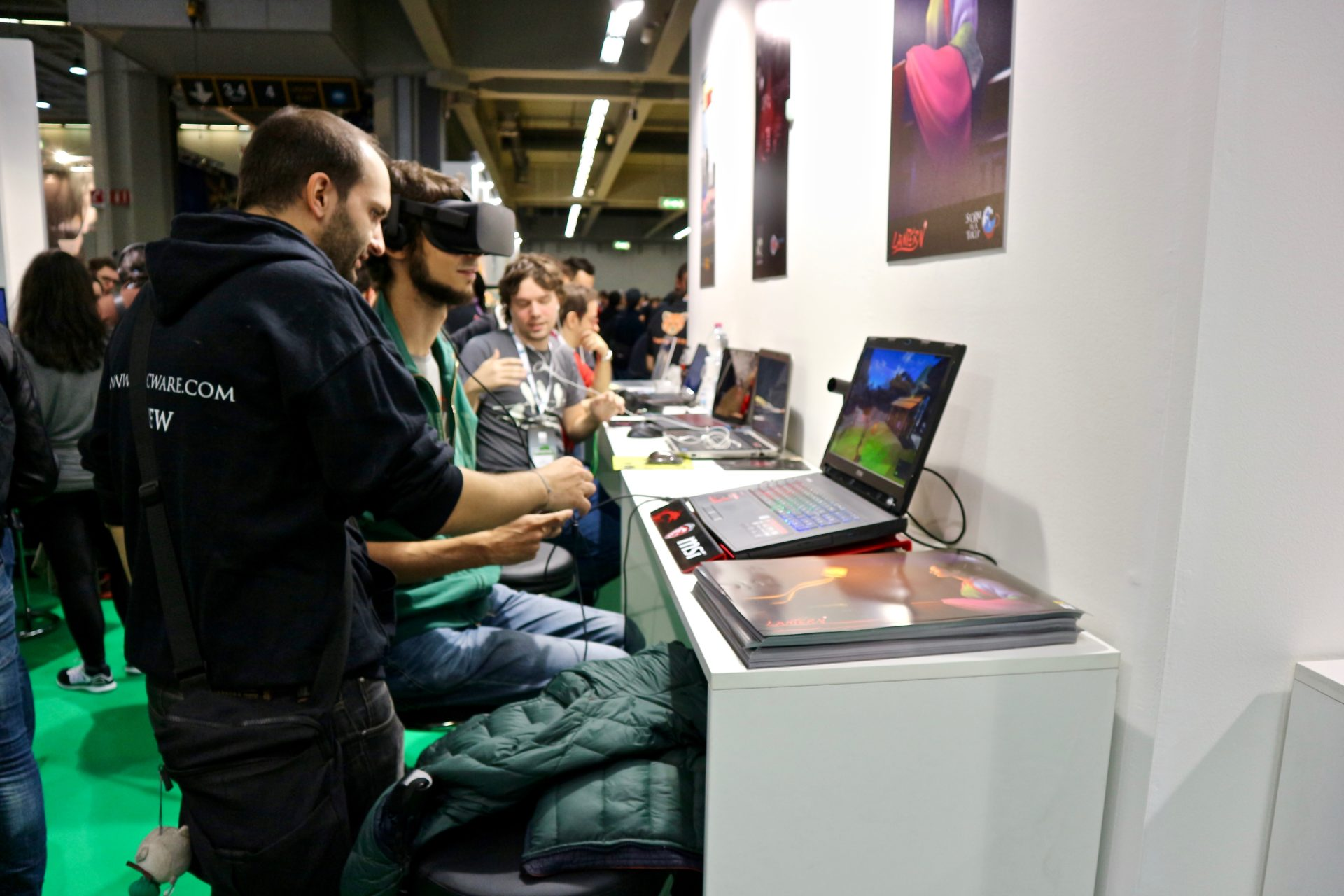 Milan Games Week 2016 è stata un'occasione sprecata 50
