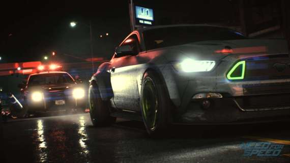 Need for Speed: stasera si va a correre! 9