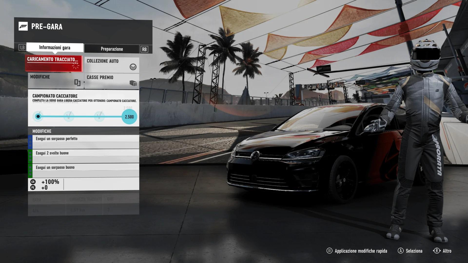 Sali a bordo del nuovo Forza Motorsport 7 4
