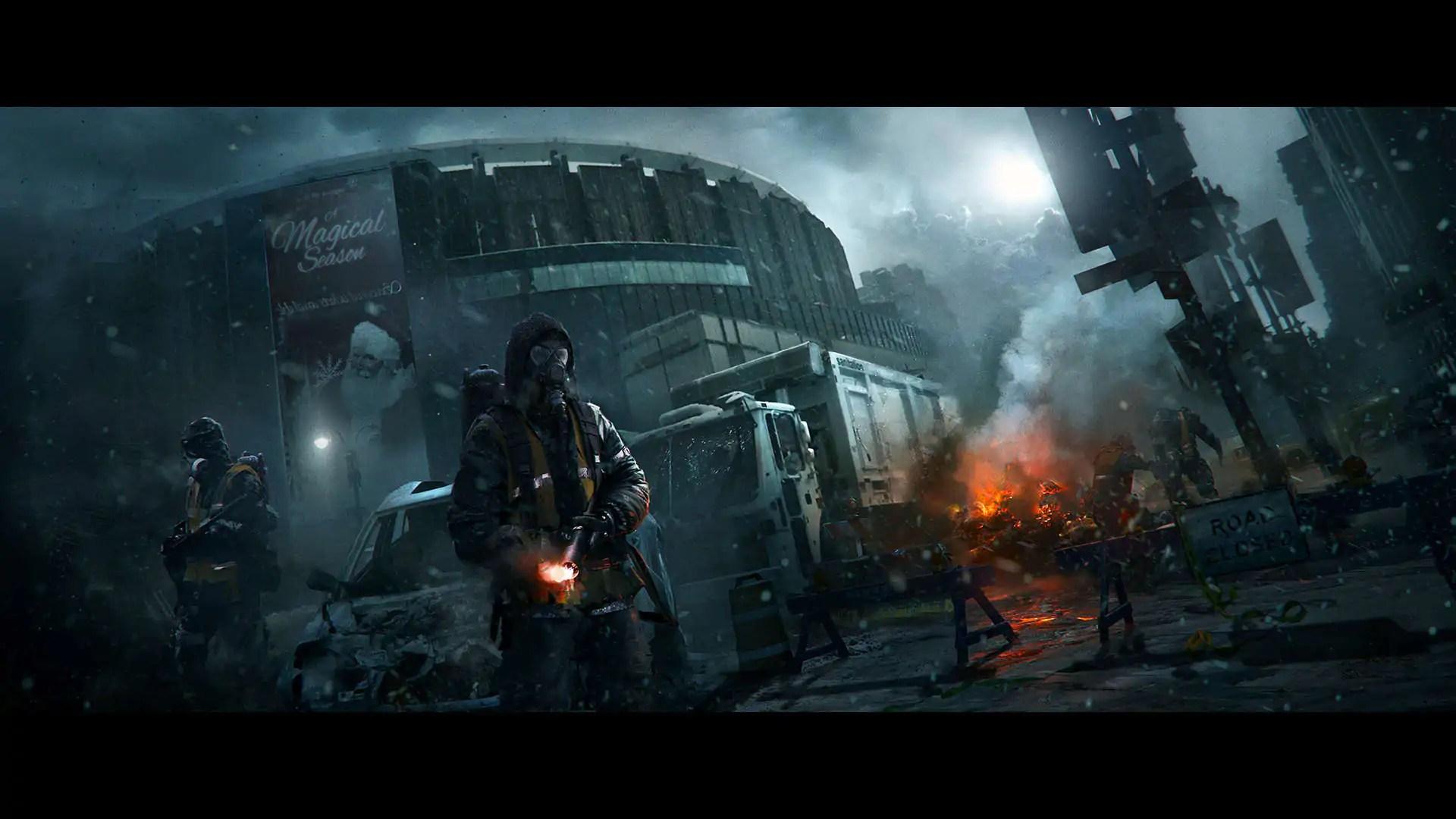 Tom Clancy's The Division: somme al termine della beta 4