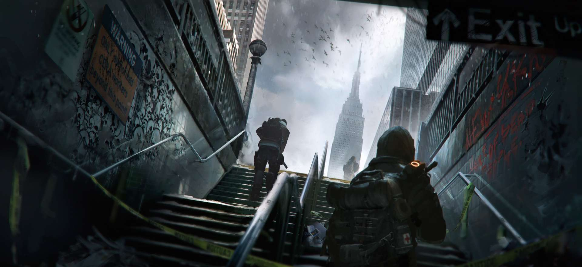 Tom Clancy's The Division: somme al termine della beta 8