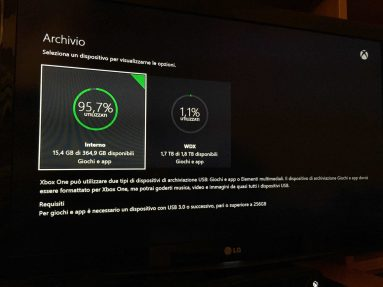 Western Digital My Passport X per Xbox One 8