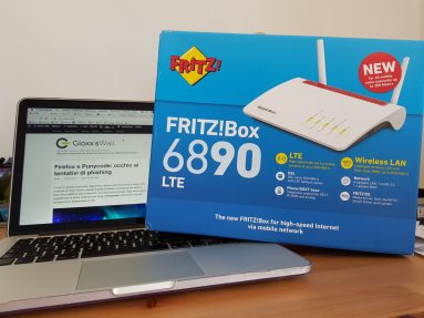 AVM FRITZ!Box 6890 LTE: quel 7590 col tocco in più