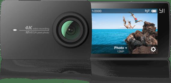 YI 4K Action Camera: la piccola Xiaomi tra le grandi di settore