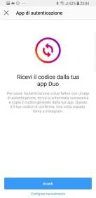 Sicurezza: la nuova 2-step verification di Instagram 2
