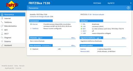 AVM FRITZ!Box 7530: un'utilitaria di alto livello 11