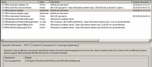 Microsoft Office SDX Helper ha smesso di funzionare 2