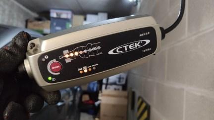 CTEK MXS 5.0: mantenere in carica la batteria dell'auto 13