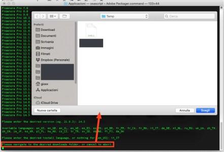Adobe: scaricare i file di installazione Offline dei prodotti 4