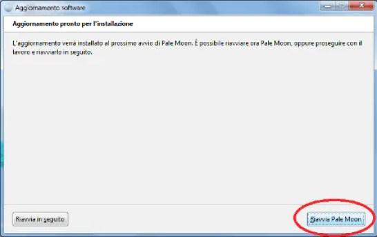 Le estensioni legacy di Firefox non funzionano più su Pale Moon, come rimediare? 4