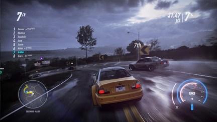 Need for Speed Heat: il giorno e la notte delle corse automobilistiche 1