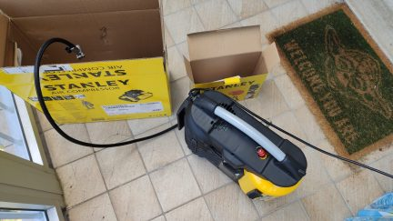 Stanley DN200/10/5 AIRBOSS con Kit 6 4