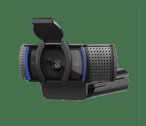 Logitech C920S HD Pro Webcam 3