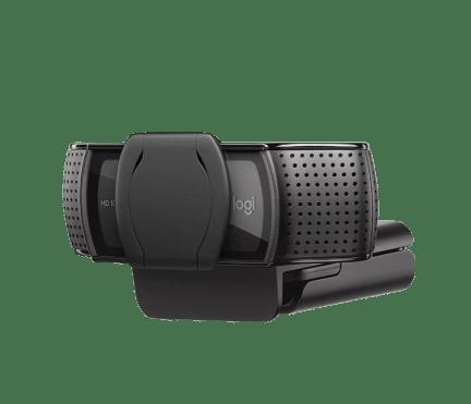 Logitech C920S HD Pro Webcam 4