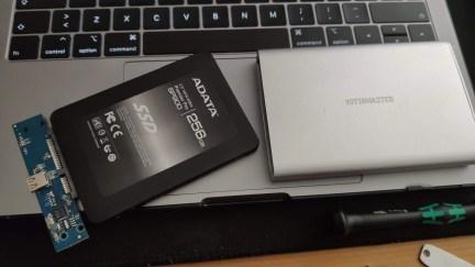Yottamaster: box USB-C SATA 3.0 per Hard Disk 1