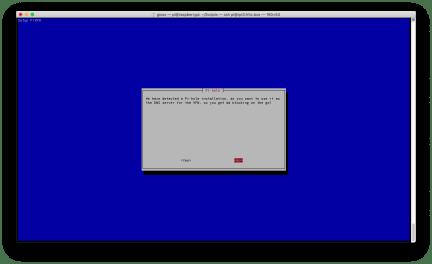 Raspberry: installare e configurare WireGuard con PiVPN 12