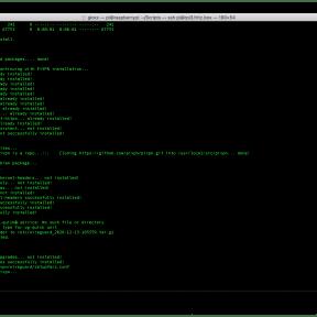 Raspberry: installare e configurare WireGuard con PiVPN 21
