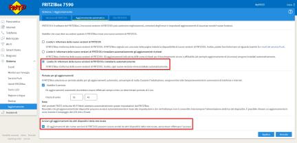 Di FRITZ!Box, TR-069, configurazioni perse (TIM) e aggiornamenti imposti dal provider: che fare? (Aggiornato) 1