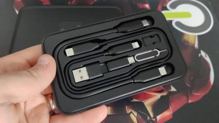 JSAUX OmniCase Pro: USB-C Storage Docking Station 2