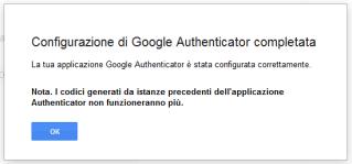 """""""2-step di Sicurezza"""": Migrazione da Google Authenticator ad Authy 1"""