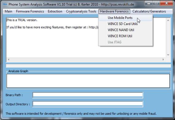 Huawei E585 Unlock (sbloccare il WebPocket di 3) (5/6)