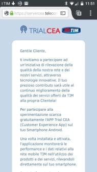 Android: Trial CEA, clienti TIM rivelano la qualità della rete 2